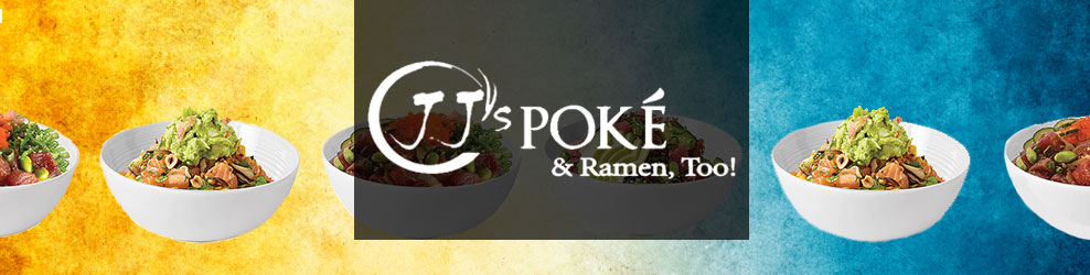 JJ's POKE in Minneapolis, MN banner