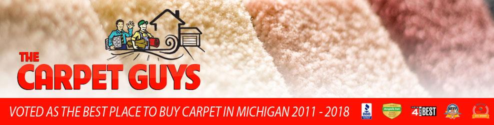 The Carpet Guys banner