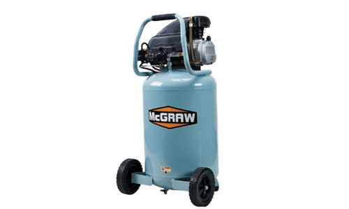 $164.99 McGraw 20 Gallon 135 PSI Oil-Lube Air Compressor at Harbor Freight