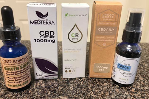 25% OFF A $50 Order Online at Great Lakes CBD Oils and Creams