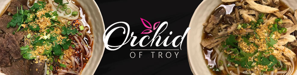 Orchid of Troy, MI banner