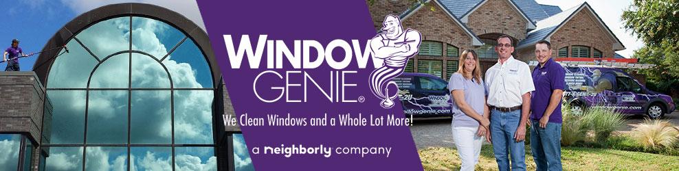 Window Genie of Bloomfield Hills, MI banner
