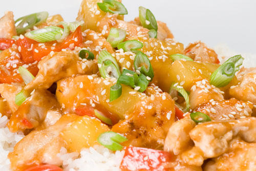 $1 OFF Lunch Special at Mongolian Barbeque