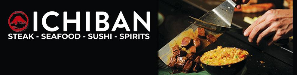 Ichiban Japanese Bistro in Sterling Hts., MI banner