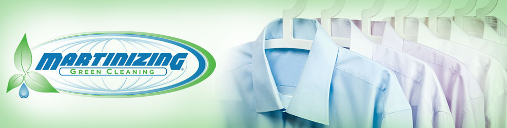 Martinizing Dry Cleaning in Trenton, MI banner