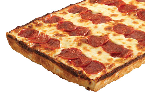 $13.99 Triple Topper Pizza at Papa Romano's