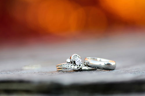 10% OFF Any Diamond Ring At Lang's C & L Jewelry Inc.