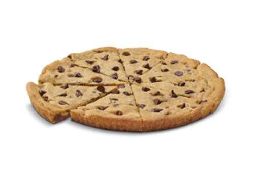 $12.99 Large 1 Topping Pizza & Howie Cookie™ at Hungry Howie's in Troy