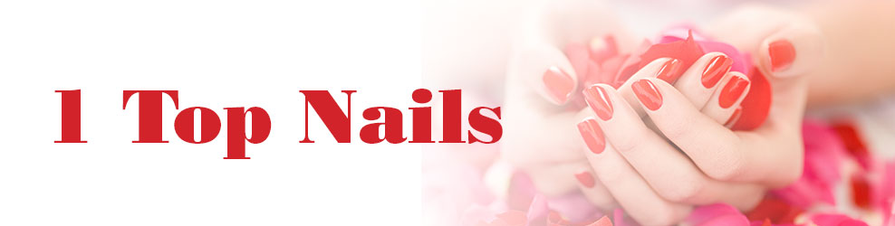 1 Top Nails in Walled Lake, MI banner