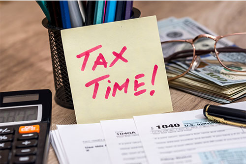 We Can Assist You With Your Back Taxes at The Tax Source Group