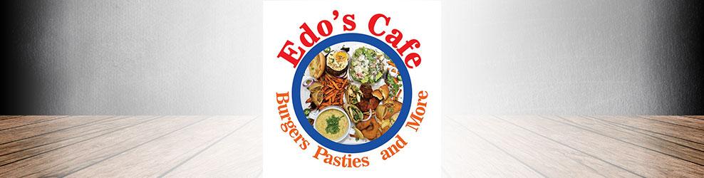 Edo's Cafe in Troy, MI banner