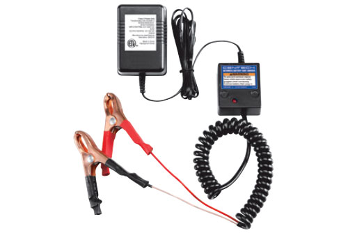 $4.99 Cen-Tech Automatic Battery Float Charger at Harbor Freight