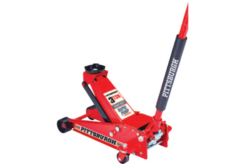 $89.99 Pittsburgh Series 2 Rapid Pump 3 Ton Steel Heavy Duty Floor Jack at Harbor Freight