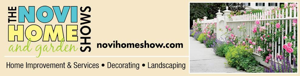 Novi Home Show banner