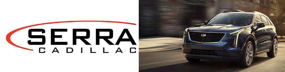 Serra Cadillac in Washington, MI banner