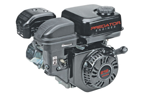 $99.99 Predator 6.5 HP (212cc) OHV Horizontal Shaft Gas Engine at Harbor Freight