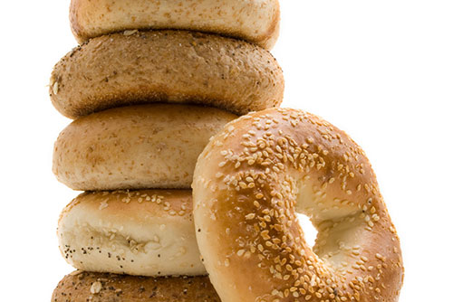 FREE Bagel & Cream Cheese With Purchase of Any Drink at Barry Bagels