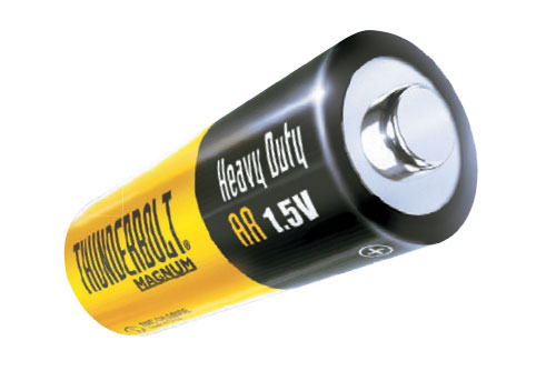 $1.39 Thunderbolt Magnum Heavy Duty Batteries at Harbor Freight