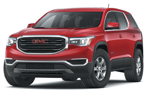 2020 GMC Acadia SLE $209 36 Month Lease at Bob Jeannotte Buick GMC