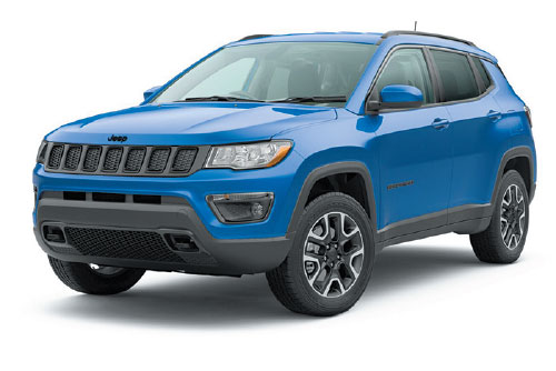 New 2020 Jeep Compass 4x4 North Edition $20,397* Sale Price