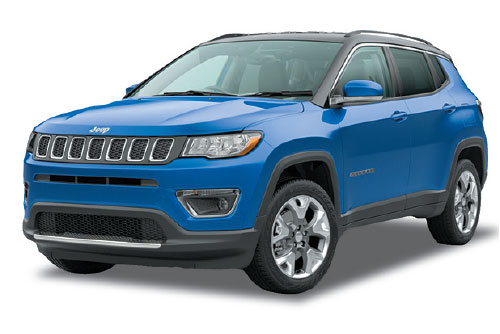 New 2020 Jeep Compass Limited 4x4 $179.95*/mo. Lease