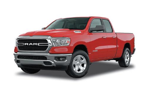 New 2020 Ram 1500 Quad Cab $23,995* Purchase