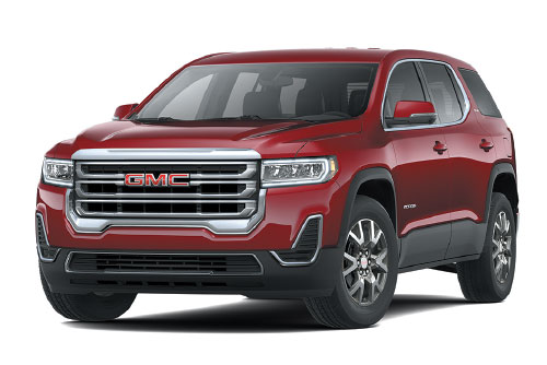 2020 GMC Acadia SLE-1 $219*/mo. 24 Month Lease