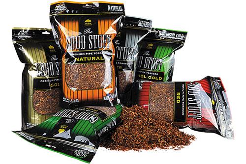 $15.99 Good Stuff Premium Pipe Tobacco 1 LB Bag at Dundee Exxon