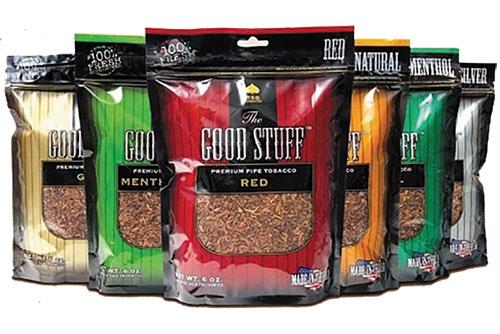 $7.99 Good Stuff Premium Pipe Tobacco 6oz. Bag at Dundee Exxon