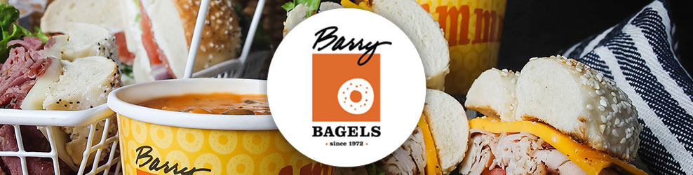 Barry Bagels in Clawson, MI banner