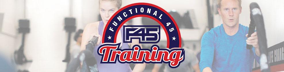 F45 Training Rochester Hills banner
