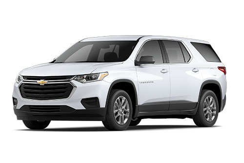 2020 Chevrolet Traverse LS $169*/mo. Lease for 24 Months at Lou LaRiche Chevrolet