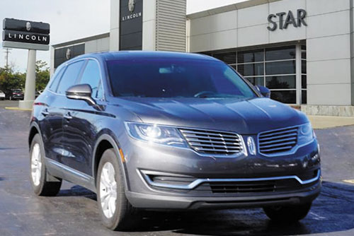 2017 Lincoln MKX Premiere SUV $23,206 Certified Pre-Owned