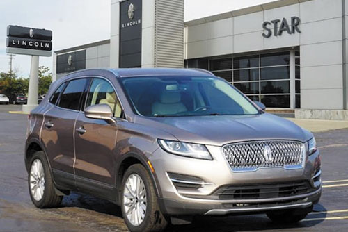 2019 Lincoln MKC Standard SUV $25,997** Certified Pre-Owned