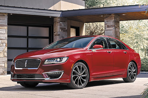 2020 Lincoln MKZ $271*/mo. Lease