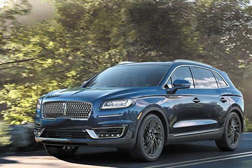 2020 Lincoln Nautilus $329*/mo. Lease