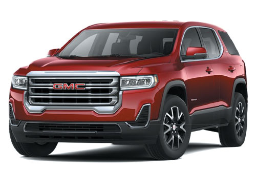2021 GMC Acadia SLE $179 24 Month Lease at Bob Jeannotte Buick GMC