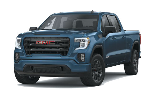 2021 GMC Sierra Crew Cab Elevation 4WD $209 24 Month Lease at Bob Jeannotte Buick GMC