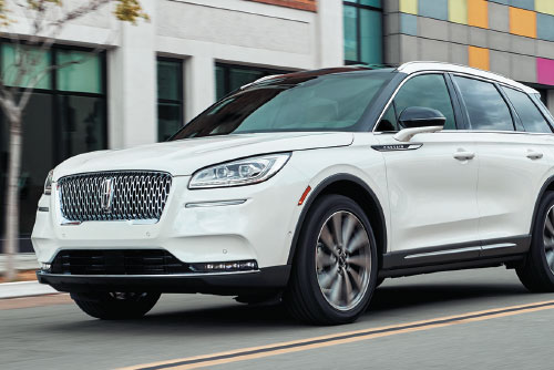 2021 Lincoln Corsair at Lincoln Of Troy