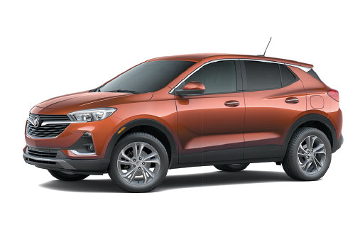2021 Buick Encore GX Preferred $159*/mo. 24 Month Lease