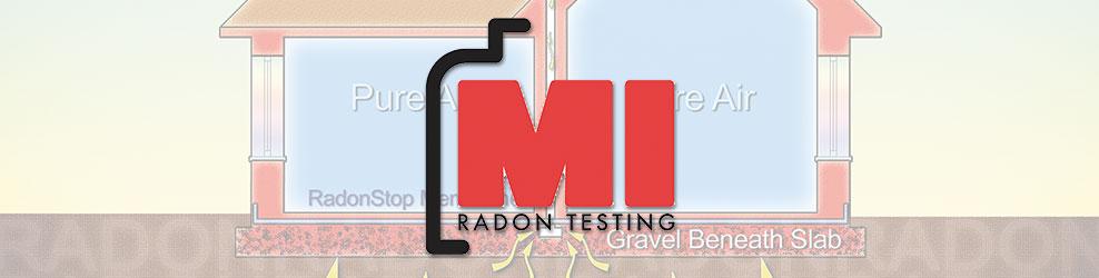 MI Radon Testing in Waterford, MI banner