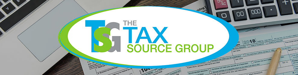 The Tax Source Group in Southfield, MI banner