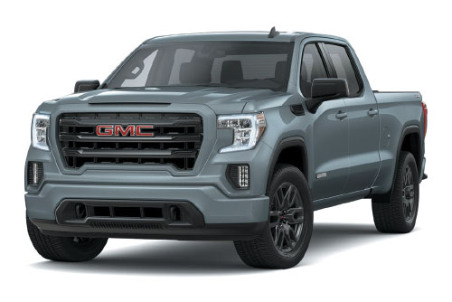 2021 GMC Sierra Crew Cab Elevation 4WD W/2.7L $279/Mo. 24 Month Lease at Bob Jeannotte Buick GMC