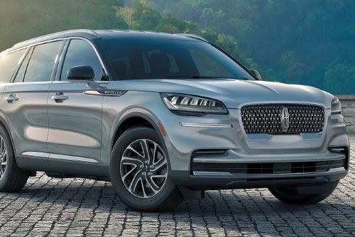 2021 Lincoln Aviator at Lincoln Of Troy