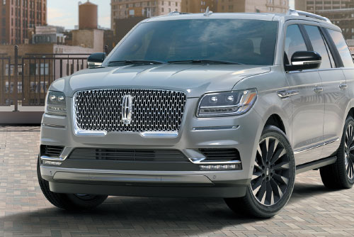2021 Lincoln Navigator at Lincoln Of Troy