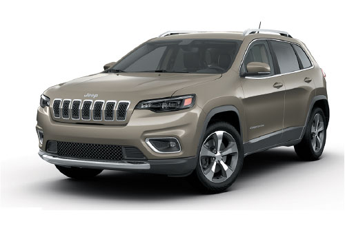 New 2021 Jeep Cherokee Limited Demo $269.95/mo. Lease