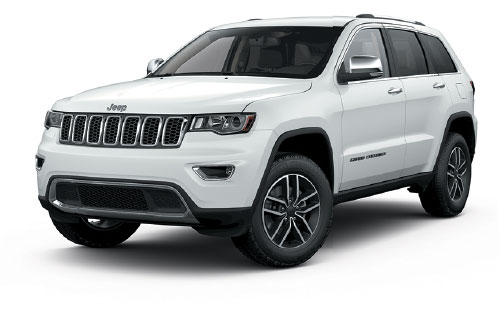 New 2021 Jeep Grand Cherokee Limited $269.95*/mo. Lease
