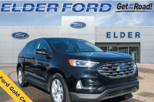 2019 Edge SEL $29,999 Sale Price At Elder Ford of Troy