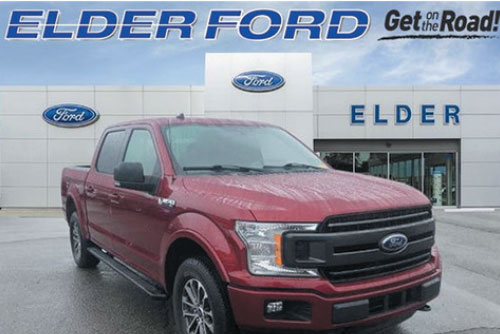 2019 F-150 XLT 4x4 $38,899 Sale Price At Elder Ford of Troy