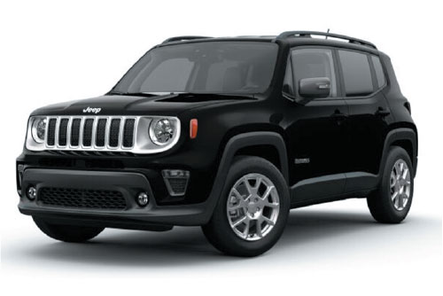 New 2021 Jeep Renegade Limited 4x4 $199.95*/mo. Lease